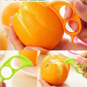 Dụng cụ bóc vỏ cam