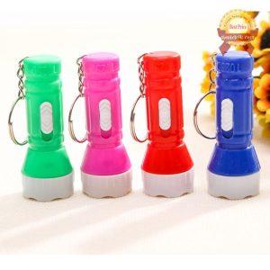 Móc khóa đèn led mini