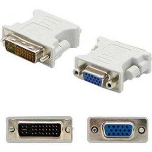 Jack chuyển DVI sang VGA – Đầu chuyển DVI