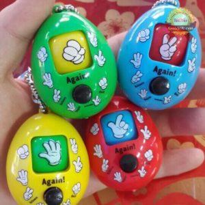 Móc chìa khóa oẳn tù tì quả trứng dễ thương