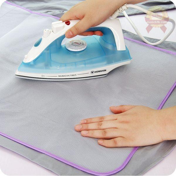 Tấm lưới lót ủi quần áo