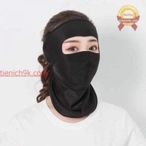 Khẩu trang ninja che kín cổ